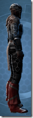 Dark Reaver Agent - Male Right