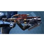 Dark Reaver Combat Tech / Supercommando Blaster Rifle