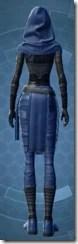 Dark Reaver Consular - Female Back