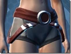 Dark Reaver Hunter Female Belt
