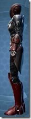 Dark Reaver Hunter - Female Left