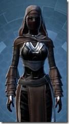 Dark Reaver Inquisitor - Female Close