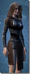 Dark Reaver Inquisitor Female Vestments
