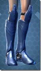 Dark Reaver Knight Female Boots