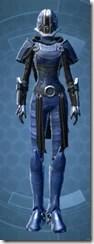 Dark Reaver Knight - Female Front
