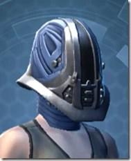 Dark Reaver Knight Female Headgear