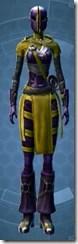 Dark Reaver Smuggler Dyed
