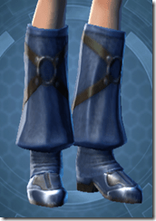 Dark Reaver Smuggler Female Boots