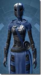 Dark Reaver Smuggler - Female Close