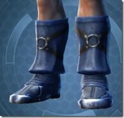 Dark Reaver Smuggler Male Boots