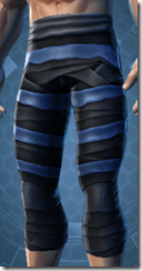 Dark Reaver Smuggler Male Leggings