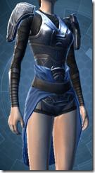 Dark Reaver Trooper Female Body Armor