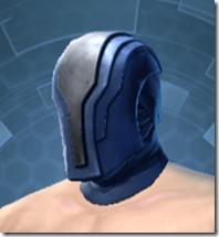 Dark Reaver Trooper Male Helmet