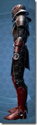 Dark Reaver Warrior - Male Left