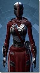 Deceiver Agent Imp - Female Close