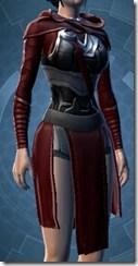 Deceiver Agent Imp Female Jacket