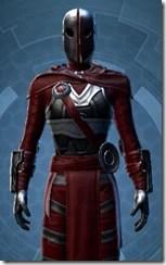 Deceiver Agent Imp - Male Close
