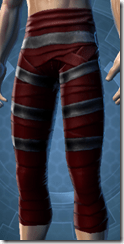 Deceiver Agent Imp Male Leggings