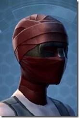 Deceiver Consular Female Headgear