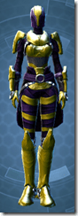 Deceiver Hunter Dyed