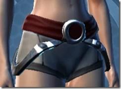 Deceiver Hunter Female Belt