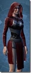 Deceiver Inquisitor Female Robe