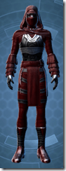 Deceiver Inquisitor - Male Front