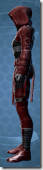 Deceiver Inquisitor - Male Left