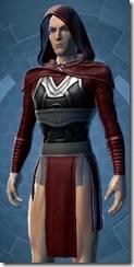 Deceiver Inquisitor Male Robe