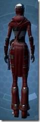 Deceiver Smuggler Pub - Female Back