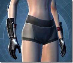 Deceiver Smuggler Pub Female Gloves