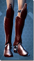 Deceiver Trooper Female Boots