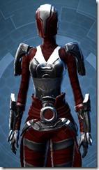 Deceiver Trooper - Female Close