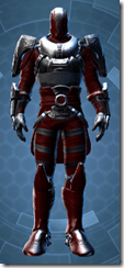 Deceiver Trooper - Male Front