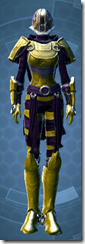 Deceiver Warrior Dyed