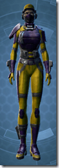 Exhumed Agent Dyed
