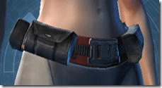Exhumed Agent Female Belt