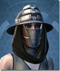 Exhumed Consular Female Headgear