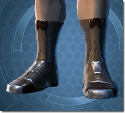 Exhumed Consular Male Boots