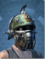 Exhumed Hunter Female Helmet