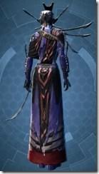 Exhumed Inquisitor - Female Back