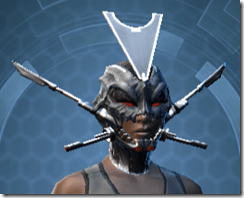 Exhumed Inquisitor Female Headgear