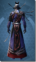 Exhumed Inquisitor - Male Back