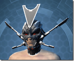 Exhumed Inquisitor Male Headgear