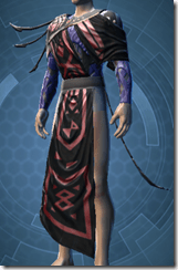 Exhumed Inquisitor Male Vestments