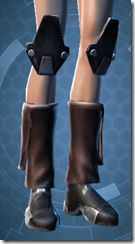 Exhumed Knight Female Boots