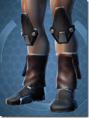 Exhumed Knight Male Boots