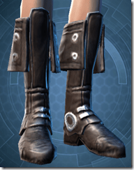 Exhumed Smuggler Female Boots