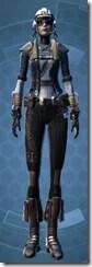 Exhumed Smuggler - Female Front