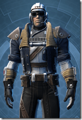 Exhumed Smuggler - Male Close